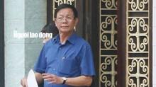 Triệu tập Trung tướng Phan Văn Vĩnh lên làm việc tại Phú Thọ