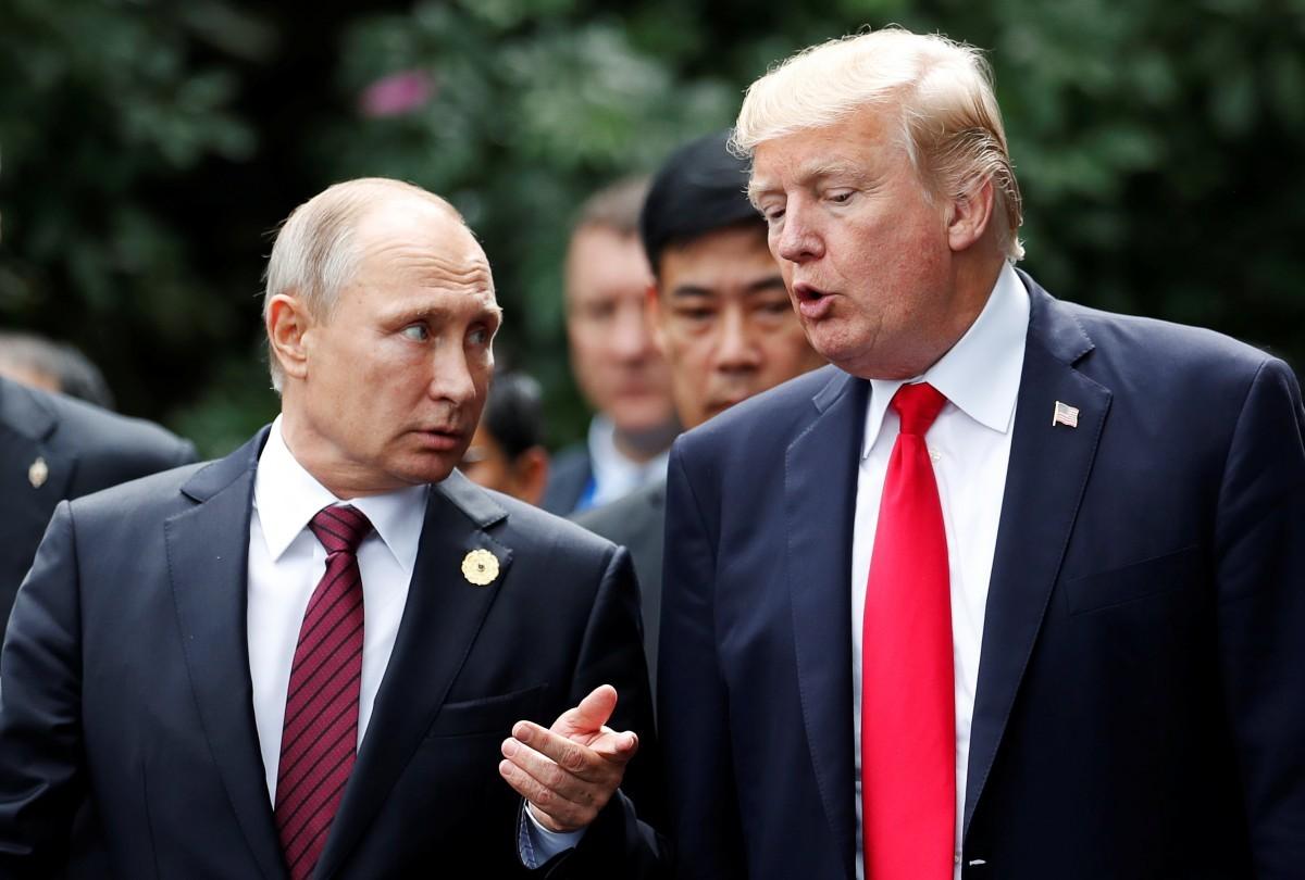 Donald Trump,Putin,tái đắc cử,tập trận,Đoàn Thị Hương,Kim Jong Nam,Kim Jong Un,MH17,IS