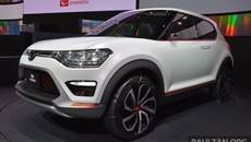 Ngỡ ngàng với mẫu SUV Perodua sắp ra mắt giá chỉ 350 triệu đồng