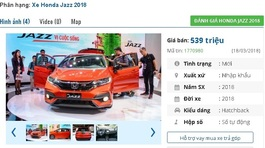 Hai mẫu ô tô hot, 'mới cứng' rao giá 500 triệu tại thị trường Việt