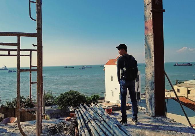 Nathan Lee đang xây biệt thự rộng 2000m2 nhìn ra biển Vũng Tàu