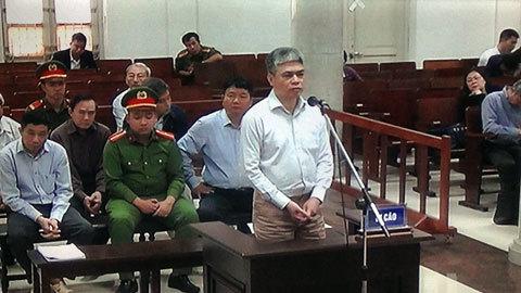Đinh La Thăng,Hà Văn Thắm,Nguyễn Xuân Sơn,PVN,Oceanbank,tham ô,tham nhũng