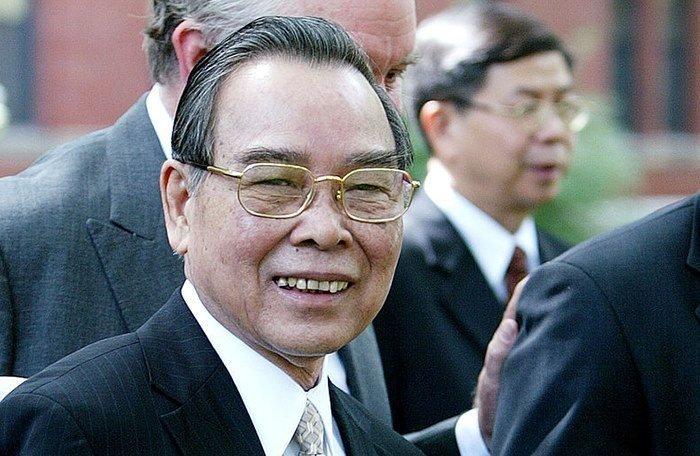 Nguyên thủ tướng Phan Văn Khải,Quốc tang nguyên thủ tướng Phan Văn Khải,Thanh Hóa,Ông Sáu Khải,Thủ tướng Chính phủ