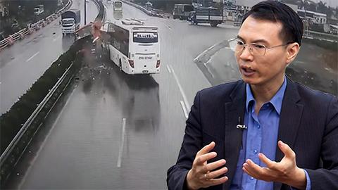 GNT tai nạn xe cứu hỏa cao tốc