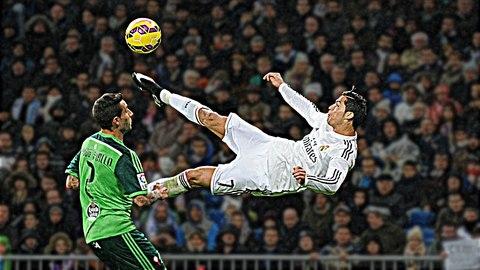 Clip những siêu phẩm trong sự nghiệp của Ronaldo