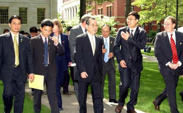 Thủ tướng Phan Văn Khải và chuyến thăm Mỹ lịch sử