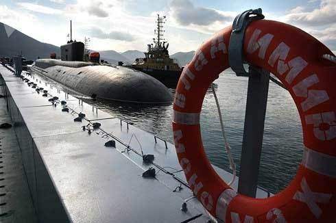 Sức mạnh của hạm đội tàu ngầm Nga khiến khiến phương Tây nể sợ