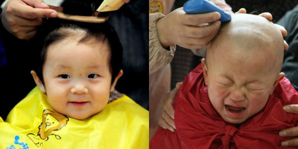 Ngày 'rồng ngẩng đầu', người Trung Quốc kéo nhau đi cắt tóc
