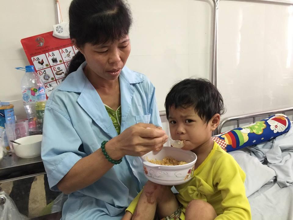 hoàn cảnh khó khăn,bệnh hiểm nghèo,bỏng nặng,từ thiện vietnamnet
