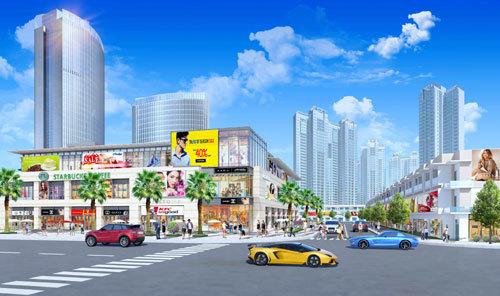 Dự án mới gây sốt thành phố Nhơn Trạch