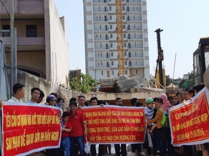 Vỡ mộng nhà xã hội: Dân nghèo gặp eo vì dự án 'lầy'