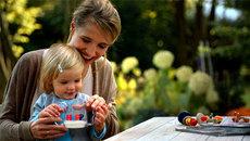 Lý do nhiều mẹ tin dùng sữa organic cho bé