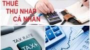 Một số lưu ý về việc thực hiện quyết toán thuế TNCN năm 2017