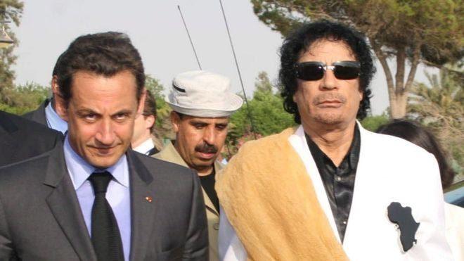 Nicolas Sarkozy,truy tố,bắt giam,cựu Tổng thống Pháp