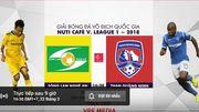 Trực tiếp vòng 3 Nuti Cafe V-League: Sức nóng trên khán đài