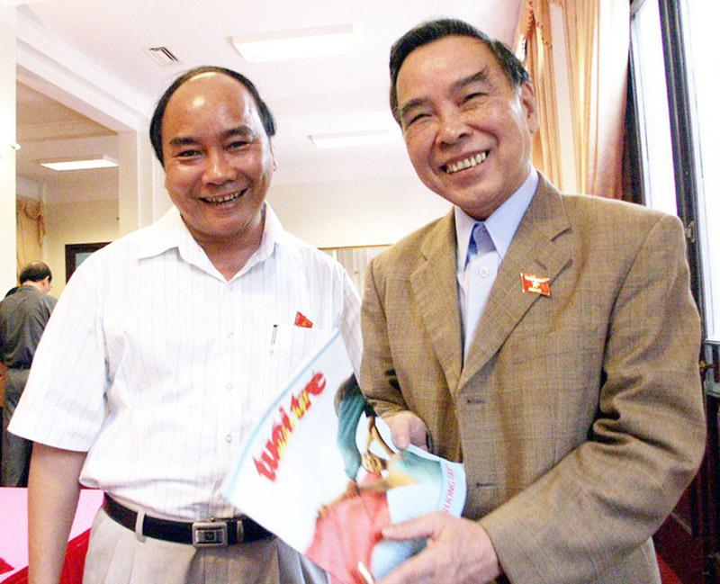 Thủ tướng viết về nguyên Thủ tướng Phan Văn Khải