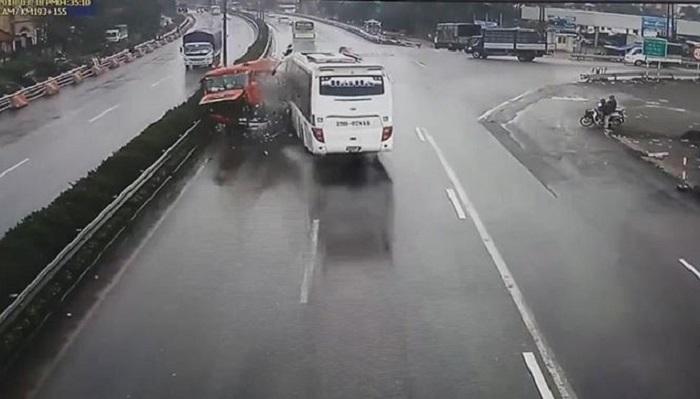 tai nạn giao thông,sang đường