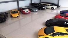 Đến đại gia Dubai cũng phải nể nhà giàu Việt chơi siêu xe