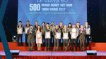 500 Doanh nghiệp Việt Nam thịnh vượng năm 2018