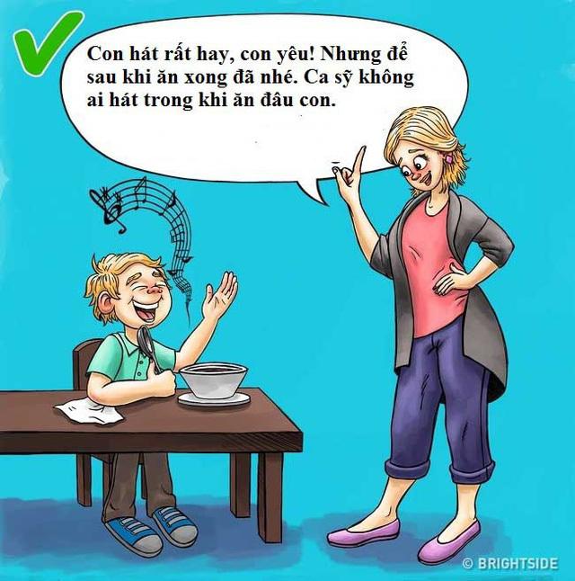 Nuôi con,Phương pháp giáo dục
