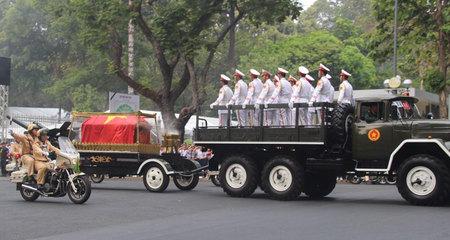 Lễ truy điệu nguyên Thủ tướng Phan Văn Khải