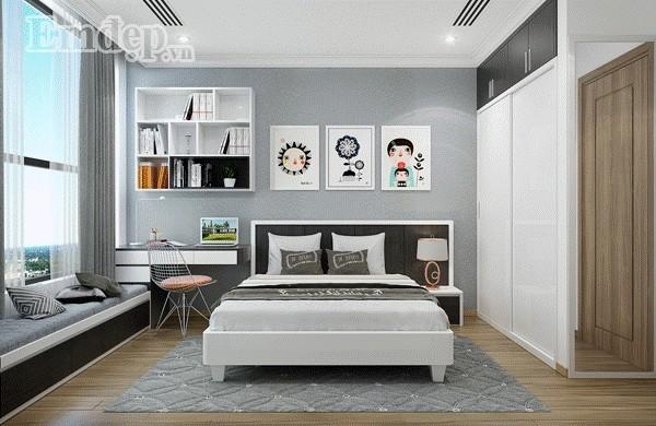 'Ngẩn ngơ' trước căn hộ thiết kế giản dị mà sang trọng đến từng chi tiết