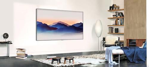 TV QLED - Samsung ghi thêm điểm với người dùng Việt