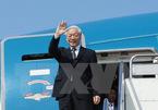 Tổng bí thư sẽ thăm chính thức CH Pháp và thăm cấp Nhà nước CH Cuba
