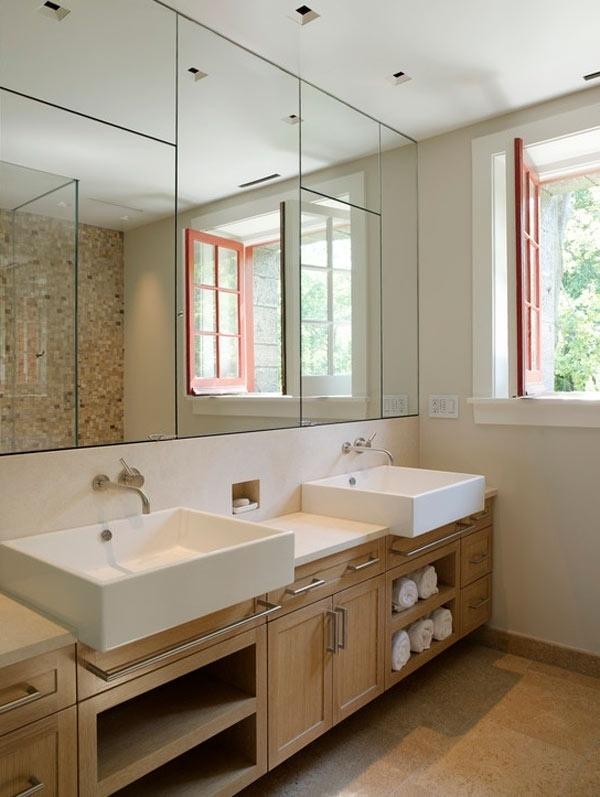 'Nhân đôi' không gian nhờ sử dụng gương đúng cách cho nhà nhỏ hẹp