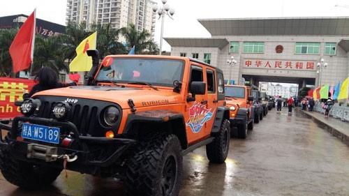 Xe tự lái Trung Quốc không thể vượt quá TP. Hạ Long