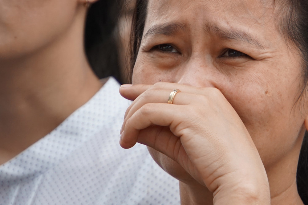 Xúc động hình ảnh tiễn biệt nguyên Thủ tướng Phan Văn Khải