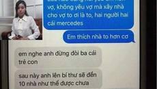 Ông Đỗ Trọng Hưng không biết chị Trang, Thanh Hoá truy tìm người tung tin 'bồ nhí'