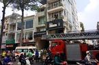 Thanh niên bị thang máy kẹp cổ nguy kịch ở Sài Gòn