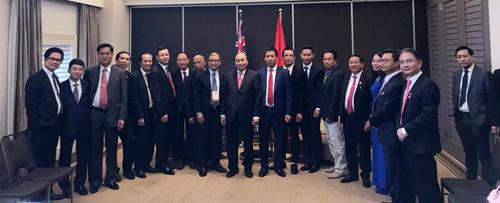 Chủ tịch TMS trở thành PCT Hiệp hội Doanh nghiệp VN tại Sydney