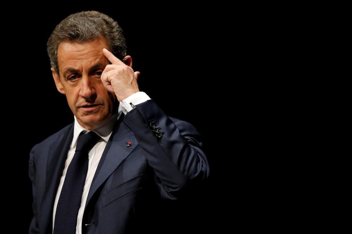 Cựu Tổng thống Pháp,Nicolas Sarkozy,cáo buộc,tham nhũng