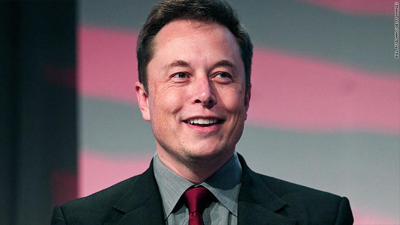 Tesla,Elon Musk