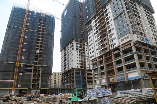 Sôi động thị trường căn hộ cao cấp