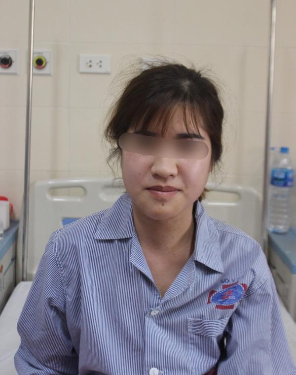 Phẫu thuật thành công u tuyến giáp qua đường miệng