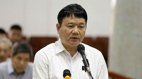 Ông Đinh La Thăng sợ không có đủ thời gian để thi hành án
