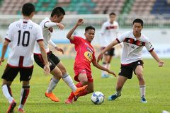 U19 HAGL thua ngược U19 Seoul trận ra quân