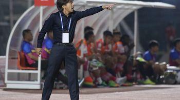 HLV Miura kém vui dù CLB TPHCM thắng derby