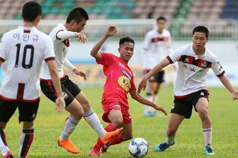 U19 HAGL 1-2 U19 Seoul