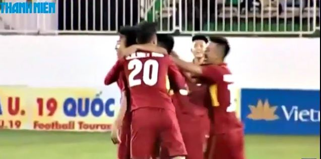U19 Việt Nam 2-0 U19 Chonburi