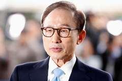 Tòa án Hàn phê chuẩn lệnh bắt ông Lee Myung-bak