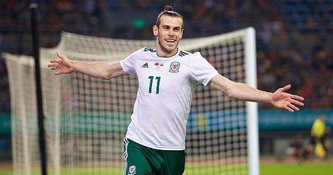Xứ Wales 6-0 Trung Quốc