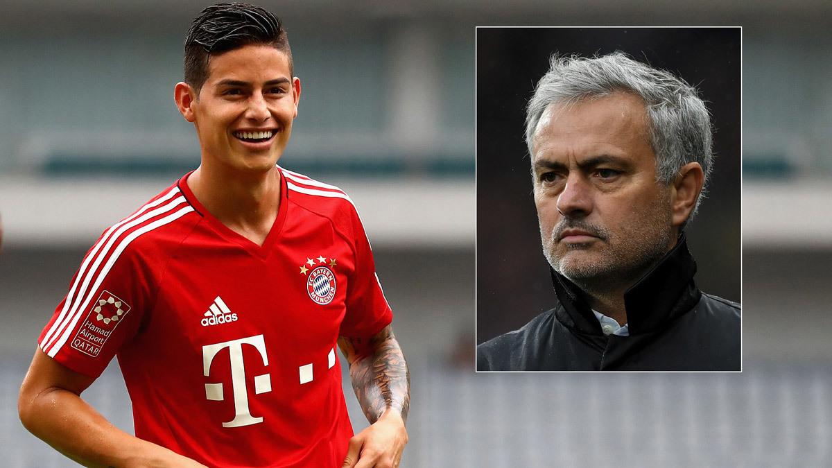 MU và phi vụ James Rodriguez: Mourinho sửa sai cho Quỷ đỏ