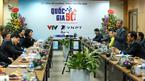 """VTV và VNPT công bố chương trình truyền hình """"Quốc gia số"""""""