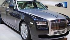 Đại sứ quán Lào xin tạm nhận siêu xe Bentley, Rolls-Royce về bảo quản