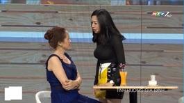 To tiếng với mẹ, cô gái xinh đẹp nhận 'gạch đá' từ giám khảo