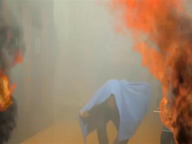 Làm gì khi chung cư bạn ở đang cháy?